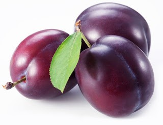 Plums are in season!
