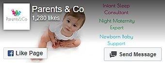 Facebook page Parents & Co